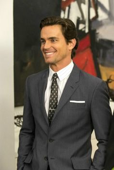 Matt Bomer as Christian Grey