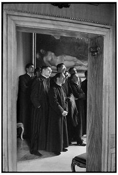 Henri Cartier-Bresson 1959 Rome