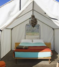 Steal This Look: Safari Tent at El Cosmico
