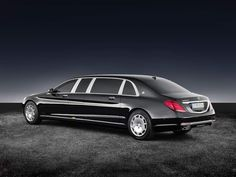 The Beast 2.0: Mercedes Maybach S600 Pullman Guard: high-end luxe nu ook met bepantsering