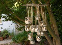 Cool DIY Garden decoration with poinsettias — Interior Exteriors