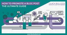 Are you struggling to get traffic to your blog posts? In this epic guide of over 7500 words, Lilach Bullock shares all her secrets to blog post promotion.
