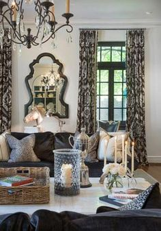 Beautiful Living Rooms and Offices | Joy Tribout Interior Design