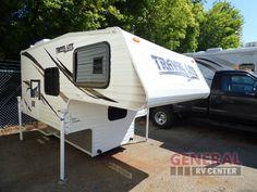 Used 2016 Travel Lite Truck Campers 770R Super Lite Truck Camper at General RV | Mt Clemens, MI | #145383