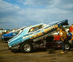 Vintage Drag Racing - Funny Car - Twister
