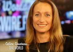 ..following in her grandfather's footsteps Jacques Cousteau, CELINE COUSTEAU is an explorer, member of the Council on Oceans for the World Economic Forum, Ambassador to LaPrairie and a documentary filmmaker.. Available Friday December 27, 2013