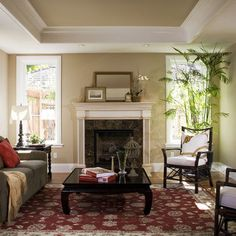 Tray Ceiling Design Ideas, Pictures, Remodel, and Decor