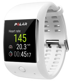 Polar M600 Android Wear Smartwatch