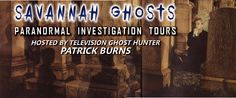 Join Patrick Burns, one of the world's most acclaimed and respected paranormal researchers, as he guides you through the streets and squares of America's Most Haunted City.