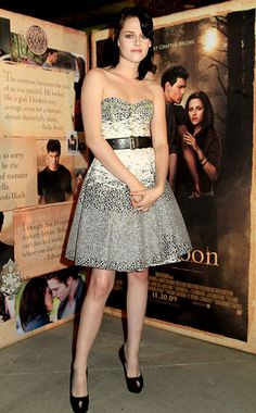Whew! from Kristen Stewart's Best Looks | E! Online