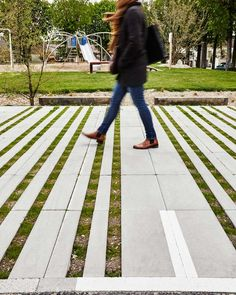 GUITRANCOURT_PLACE_DU_VILLAGE_04 «  Landscape Architecture Works | Landezine