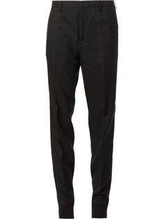 LANVIN Tailored Trousers. #lanvin #cloth #trousers