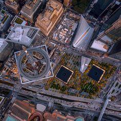 Birds Eye View of the World Trade Center by Greg Torchia @gregroxphotos | newyork newyorkcity newyorkcityfeelings nyc brooklyn queens the bronx staten island manhattan @lingkingman @ellistuesday @BastienGchr @Parccy