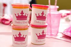 Princess Party - Dutchess Dough