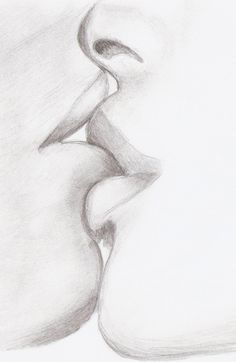 Kiss by DarthHoney on deviantART