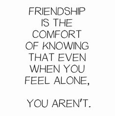 25 friendship quotes
