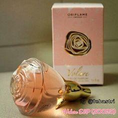 Volare Eau de Parfum, lembut dan sensual.. Rasakan keharuman mawar-mawar segar dan biarkan cinta bersemi menjadi bagian dari hidup kamu ;)  Pst!! Kalau kamu belum punya koleksi parfum ini. Kamu belum pecinta mawar sejati!!  Dapatkan koleksinya di Catalog Oriflame edisi July dengan harga perdana hemat 40% Klik http://id.oriflame.com/ecatalogue/index.jhtml?sc=AstriFebrika&per=201407  Astri Wa : 08526562325 Pin : 75f13eff Web : www.febastri.com