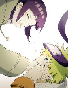 Anime ✨ Naruto   Naruto & Hinata Hyuga ''Motion in Silence'' (LOVE THIS)