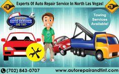 Automotive Technicians in North Las Vegas