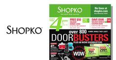 Shopko Black Friday 2016 Ad Posted!