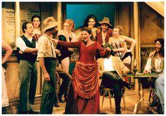 Summer opera production, Donizetti's 'The Elixir of Love;' Gulbenkian Theatre, 1997 ?