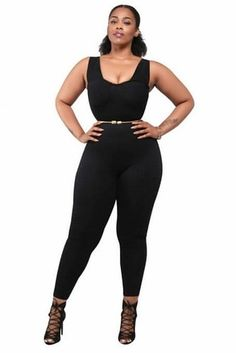 Rue107 Heavy Weight Jumpsuit, $68   23 Flawless Gifts For The Magical Black Girl In Your Life