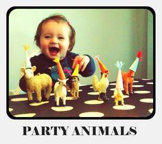Uitnodiging party animals