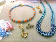 DIY beaded jewelry