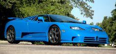 1993 Bugatti EB 110 SuperSport