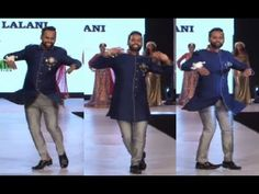 VJ Andy's CLASSICAL DANCE MOVES on ramp @ SMILE FOUNDATION.