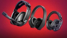 With so many gaming headsets to choose from, it can be overwhelming to try and find the right one for you. Here are GameSpot's picks for the best gaming headsets to get you started. Wireless Headphones Review, Gaming Headphones, Best Headphones, Wireless Headset, Playstation Gold, Wireless Surround Sound, Best Gaming Headset, Best Pc Games