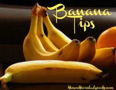 Did you know a single banana is called a finger and a bunch of bananas is called a hand? Just about everyone loves bananas. We put them in cereal, oatmeal, pies, cakes, cookies and breads. Banana…