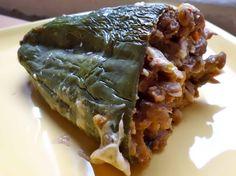 stuffed poblanos with tamarind-maple lentils