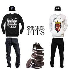 """What To Wear With The Air Jordan 5 """"Oreo"""" - SneakerFits"""