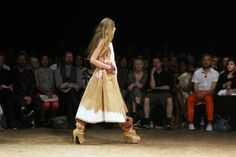 look at those shoes! Katharina Domokosch