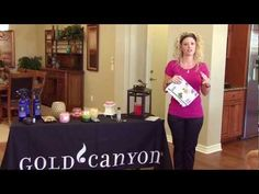 How to start selling Gold Canyon Candles