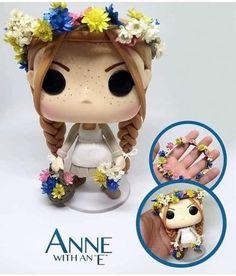 Biscuit, Disney Pixar, Pop Custom, Funko Pop Dolls, Pop Figurine, Custom Funko, Best Friends Aesthetic, Anne With An E, Pop Toys