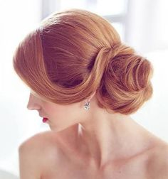 Pretty side bun hairstyle #hairstyles #hairstyle #hair #long #short #medium #buns #bun #updo #braids #bang #greek #braided #blond #asian #wedding #style #modern #haircut #bridal #mullet #funky #curly #formal #sedu #bride #beach #celebrity #simple #black #trend #bob