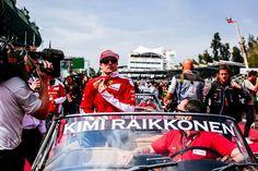 Kimi Raikkonen #F1 #2016 #MexicoGP