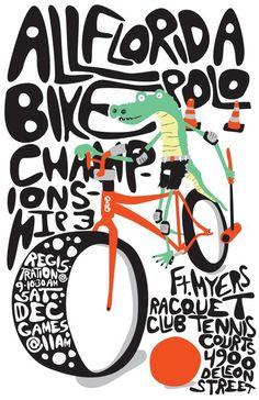 All Florida Bike Polo