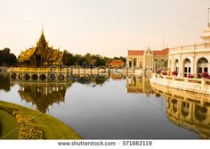 old palace of thailand.