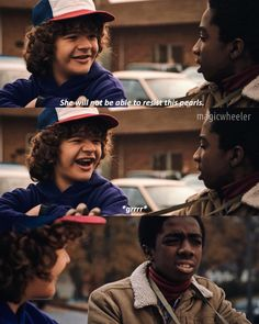 """2,138 Likes, 63 Comments - stranger things ༄ (@magicwheeler) on Instagram: """"What did you ask for christmas this year?"""""""