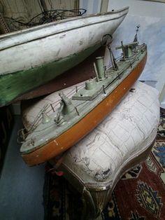 Hand built to a 1884 plan a 10 tonne class model racing yacht