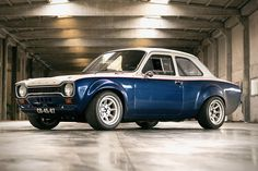 Classic Car News Pics And Videos From Around The World Escort Mk1, Ford Escort, Ford Motorsport, Classic Car Restoration, Ford Classic Cars, Best Classic Cars, Us Cars, Car Ford, Performance Cars