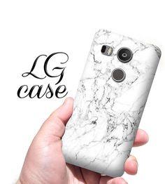 White marble case for lg LG G3 LG G5 Lg g2 case lg g3s by momscase