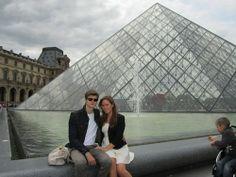 Tanya Burr And Jim Chapman - My Birthday In Paris