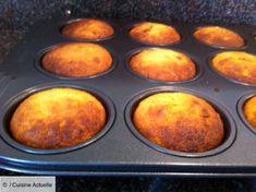 Recette Mini-gâteau au yaourt coeur au chocolat. Ingrédients (6 personnes) : 1 pot de yaourt brassé, 1/2 pot d'huile, 1 pot... - Découvrez toutes nos idées de repas et recettes sur Cuisine Actuelle