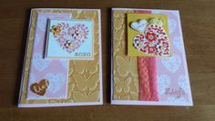 Valentijnskaart, Valentincard, blooming love, stampin up, love blossoms dsp.