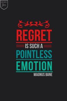 magnus bane quote,