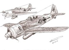 please do take into account, that i do not condone anything the USSR … # Istorice # amreading # books # wattpa Airplane Sketch, Airplane Drawing, Airplane Art, Luftwaffe, Airplane Coloring Pages, Focke Wulf 190, Photo Avion, Steampunk Airship, Military Drawings